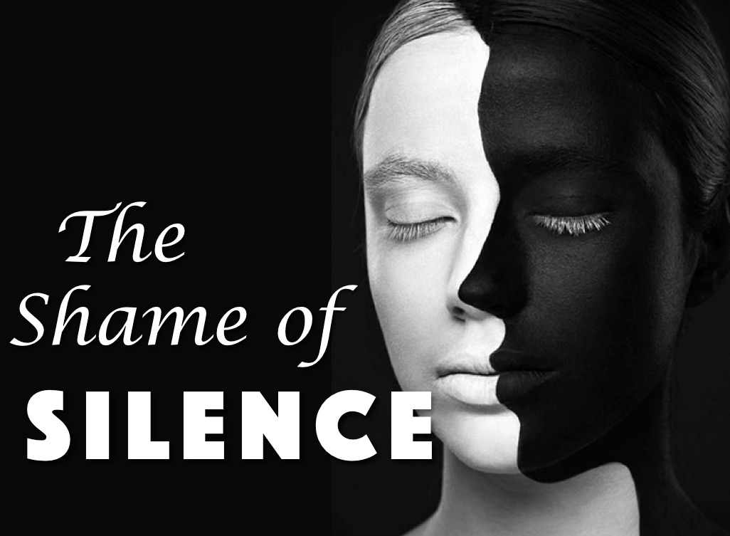 The Shame Of Silence The Accidental Missionary